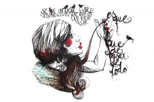 Ilustraciones que emocionan, Paula Bonet