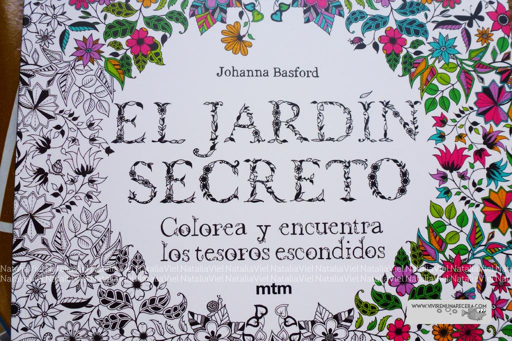 Colorear para adultos pinta de colores el estr s for El jardin secreto johanna basford